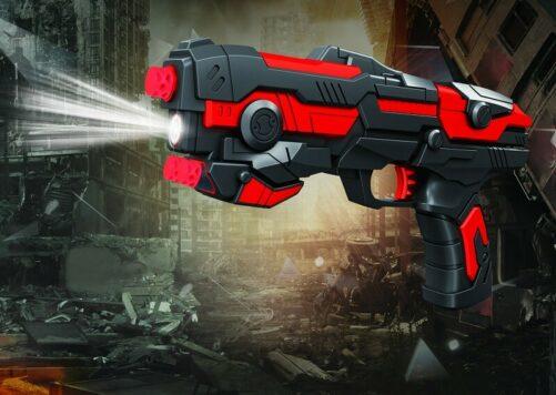 Air Blast soft gun