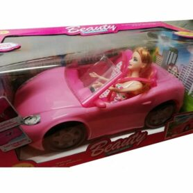 Barbie Bil