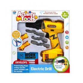 Elektronisk børne boremaskine legetøj