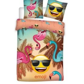 Emoji Sengetøj