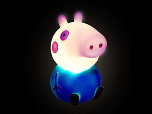 Georg Pig - Gurli Gris lampe