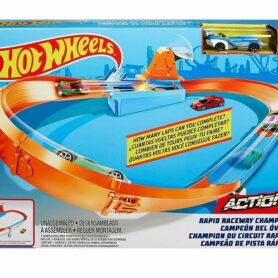 Hot Wheels Racerbane sæt