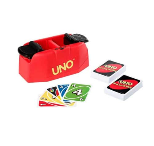 Uno-Showdown tilbud
