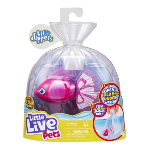 little-live-pets-lil-dippers fisk Bellariva