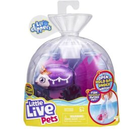 little-live-pets-lil-dippers fisk Seaqueen