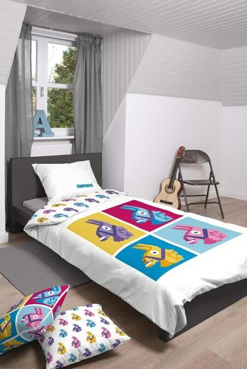 Fortnite Llama sengetøj