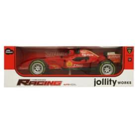 F1-Racer legetøjsbil