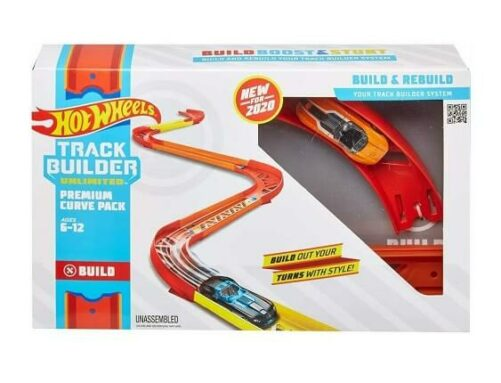 Hot Wheels Premium Curve Pack