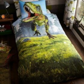 Dinosaur sengetøj - T-Rex