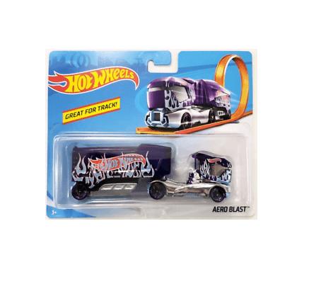 Hot Wheels Track Truck