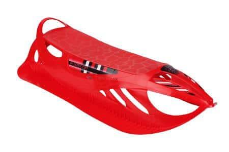 Firecom rød slæde