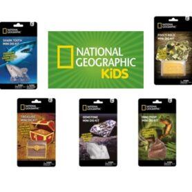 National Geographic Dig Kits