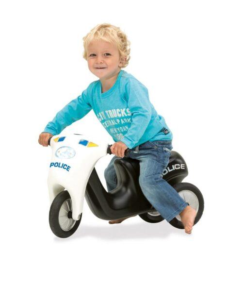 Dantoy Politi Scooter dreng 3333