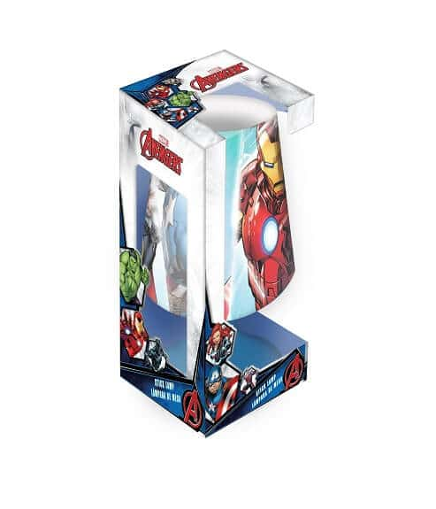 Avengers lampe