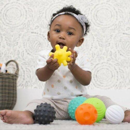 Sensoriske bolde børn
