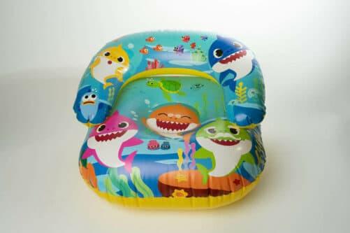 Baby Haj - oppustelig stol