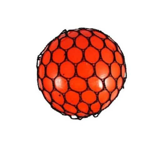 Rød mesh bold