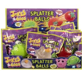 Splat bolde assorteret