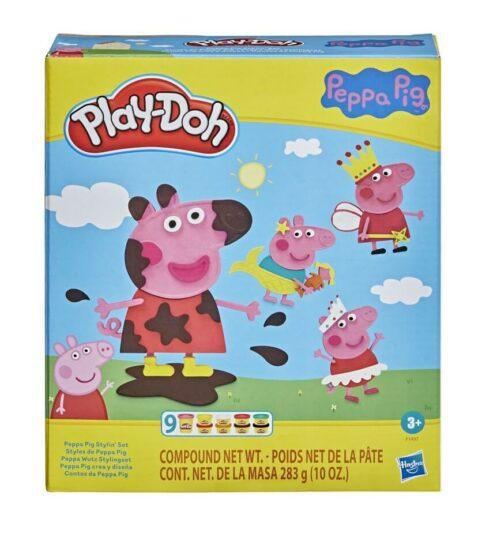 play-doh-gurli gris styling sæt