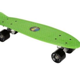 skateboard grøn