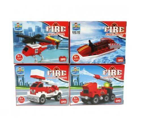 Brand køretøjer