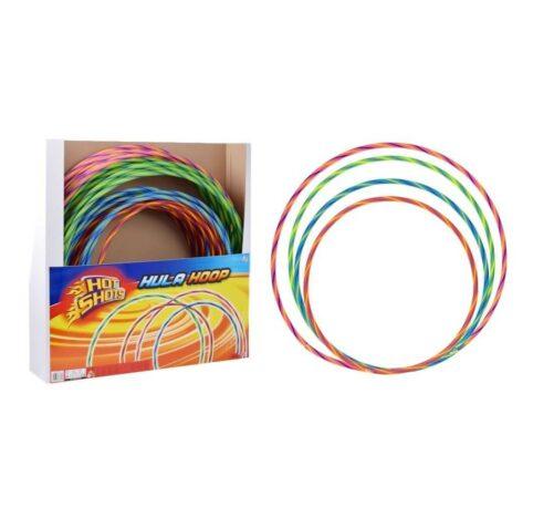 Hulahop ringe - forskellige størrelser