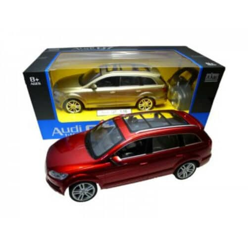 Licenseret Audi RC Bil
