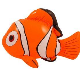 Oppustelig klovne fisk-43cm
