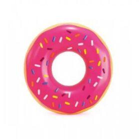 Pink Donut Badering